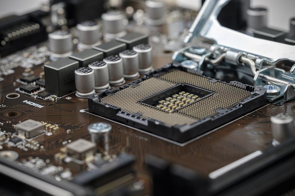 Так выглядит ремонт компьютеров и сборка ПК